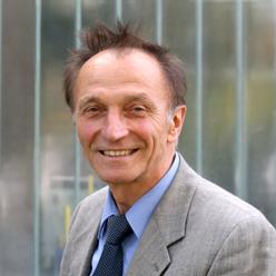 Herr Dr. Gerhard Lehmann - Geschäftsführender Gesellschafter